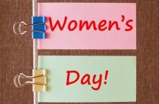 Make a day of International Women's Day