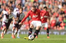 As it happened: Manchester United v Aston Villa, Barclays Premier League