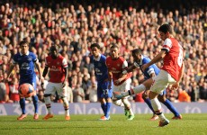 As it happened: Arsenal v Everton, FA Cup quarter-final