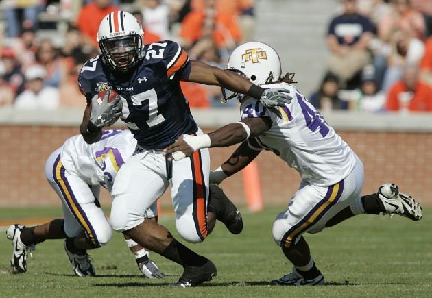 Tennessee Tech Auburn Football