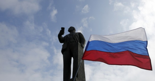 93 per cent of Crimeans want to re-join Russia: exit polls