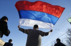 Russia seizes another Crimean military base
