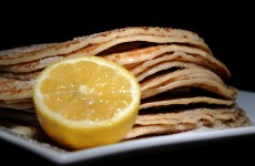 The Burning Question*: What do you put on your pancakes?