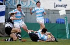 Leinster rugby stars pay Donnybrook visit as Blackrock overpower Newbridge