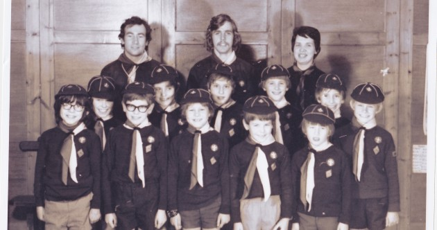 Do you know the mystery leader in this 1974 Kildare Scout photo?