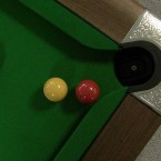 Barry Rosenstein's JANA Partners has a pool table in the office.<span class=