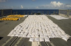 Photo: Here's what €170 million worth of heroin looks like