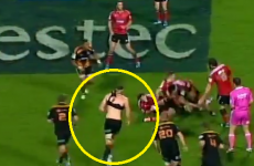 Prince William catches the Izzy Folau show and Brodie Retallick goes topless