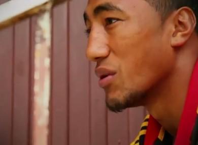 Bundee Aki: exciting prospect.