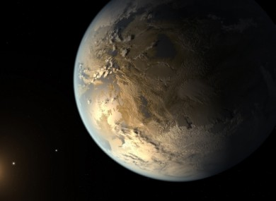 NASA image of what the planet looks like