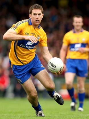 Gary Brennan: 'Croke Park is where you want to be'.