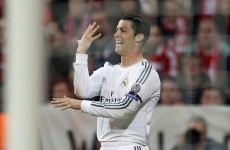 Wuh uh oh… The internet has finally mashed Beyonce's Single Ladies with Cristiano Ronaldo's brilliant celebration