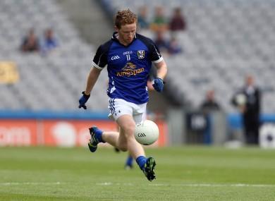 Jack Brady's late scores helped Cavan remain perfect.