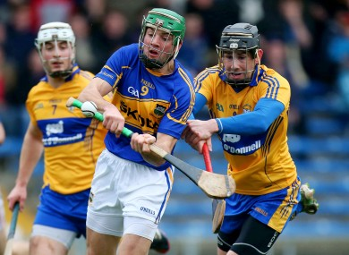 Tipperary and Clare face off on Sunday.