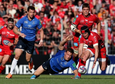 Leinster added Zane Kirchner and Jimmy Gopperth to their squad this season.