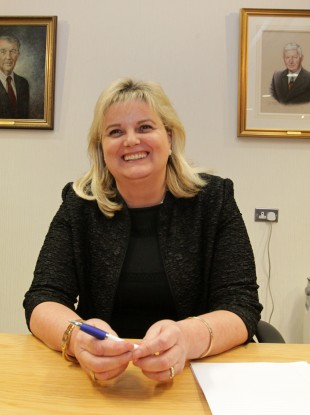 Angela Kerins announced her retirement as CEO of Rehab yesterday.