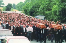 'They'd only gone to the bar to support the Irish team, yet they died for their love of the sport'