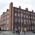 Reserve of €60,000. There's a third floor one bedroom apartment on offer in this Georgian building on Mountjoy Square. It's part of the next Allsop Space auction taking place on 2 May. <span class=