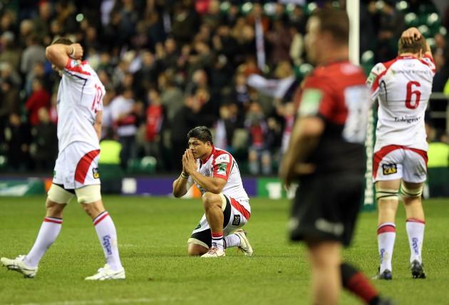 Nick Williams dejected