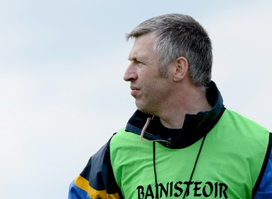 Roscommon manager Nigel Dineen.
