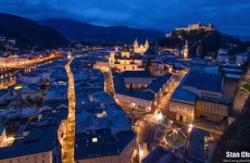 Can you spot Ireland in this beautiful timelapse video of one family's travels?
