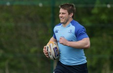 Sean O'Brien 'not a million miles away' from returning for Leinster