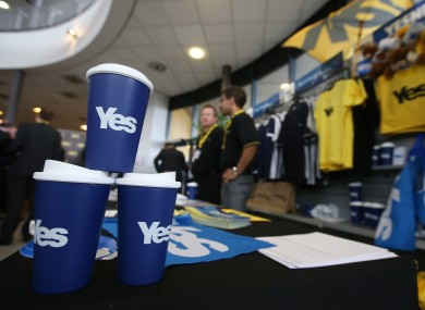 The SNP spring conference in Aberdeen