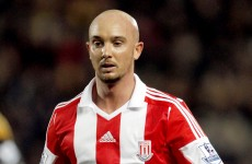 Stephen Ireland signs new three-year deal with Stoke City