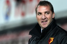 The Watford and Reading years that helped make Brendan Rodgers the manager he now is