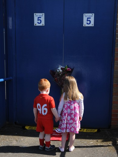 In pictures: Fans unite to mark 25th Hillsborough anniversary and continue the fight for justice