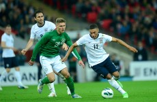 Ireland and England to play Dublin friendly in June 2015