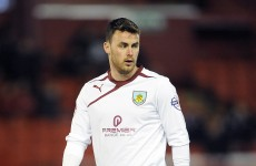 Treacy aiming to earn new deal after helping Burnley to Premier League promotion