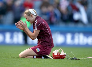 Galway's Therese Maher.