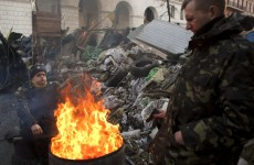 Ukrainian leader says Russia wants to set southeast 'on fire'
