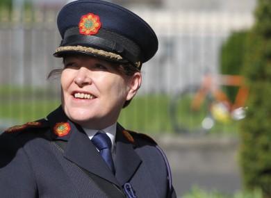 Acting Garda Commissioner Noirín O Sullivan