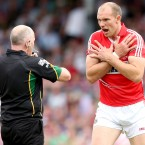 The St Colum's club man won an All-Ireland medal with Cork in 2010.<span class=