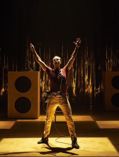 Gold pants and gender bending… it's Shakespeare, but not as you know it