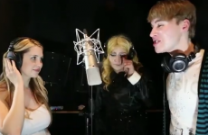 The guy who got plastic surgery to look like Justin Bieber has released a bizarre music video