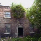Merrion Mews before restoration