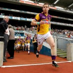 The experienced Murphy was an established figure at the heart of the Model County defence in recent years.<span class=