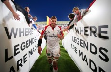 Ulster captain Johann Muller: 'I was so, so grateful for this day'