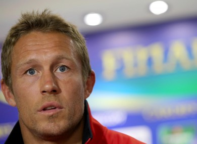 Wilkinson is hoping to help Toulon to a second consecutive Heineken Cup title.