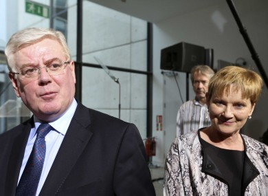 The relationship between Eamon Gilmore and Phil Prendergast was in the spotlight this week