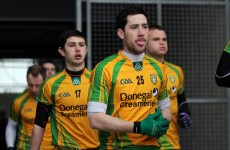 'No harsh feelings' in Donegal after Mark McHugh and three teammates surprise departure