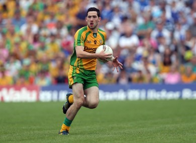 Mark McHugh's Donegal departure took most people by surprise.