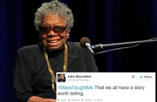 We studied Maya Angelou's writing in school – here's what she taught us