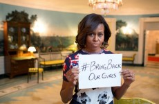 Abducted schoolgirls: Michelle Obama to deliver White House address