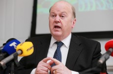 Michael Noonan is planning a €375 million cash injection for SMEs