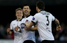 Dundalk go top after putting Cork to the sword at Oriel Park
