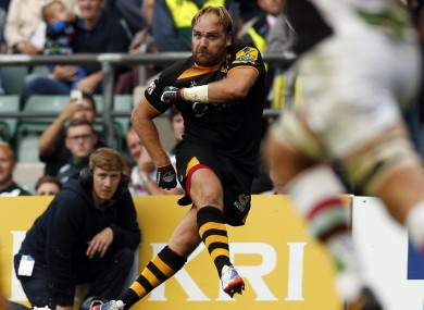 Andy Goode kicked 10 points in Wasps win in Paris.
